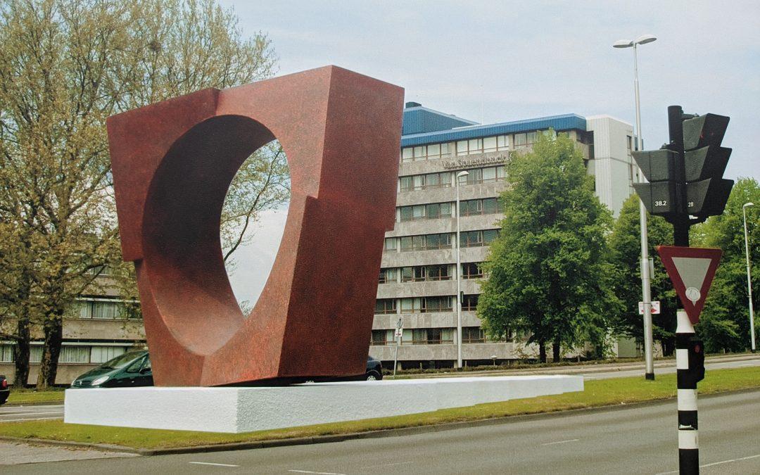 Niko de Wit 50 jaar beeldhouwer